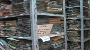 Szukają dokumentów ukrytych przez Niemców