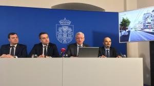 Prezydent Jaśkowiak zapowiada inwestycje. Za opóźnienia obwinia poprzednika