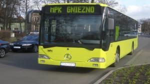 Kierowcy dla gnieźnieńskiego MPK