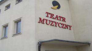 Nowa siedziba Teatru Muzycznego