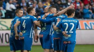 Lech Poznań pokonał Ruch Chorzów 3:0