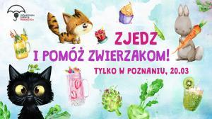 15 poznańskich restauracji przekaże część dochodu na bezdomne zwierzęta
