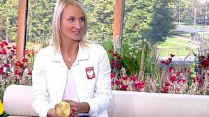Natalia Madaj w Sportowej Arenie