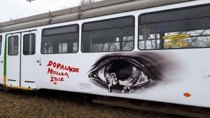 Kampania przeciw dopalaczom w komunikacji miejskiej