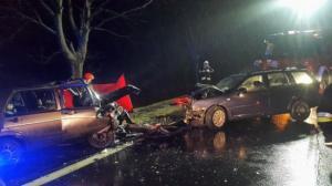 Trzy tragiczne wypadki na drogach