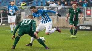 Kolejorz przegrał ze Śląskiem Wrocław (0:2)