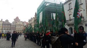 Wszechpolacy zjechali do stolicy Wielkopolski