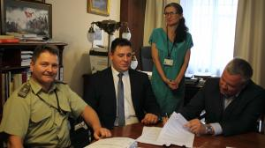 Umowa podpisana - ruszy remont Muzeum Broni Pancernej