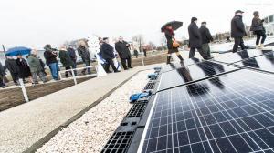 Coraz więcej chętnych na solary