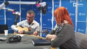 Brazylijski muzyk w Radiu Poznań!