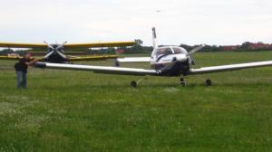 Przeprowadzka Aeroklubu Poznańskiego