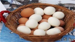 Skażone jaja nie dotrą do Polski
