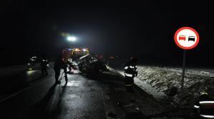 Tragiczny wypadek w Kąsinowie. Zginęły trzy osoby
