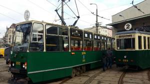 Święto tramwajarzy