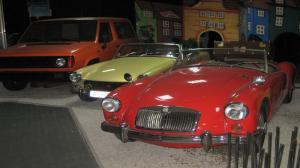 Muzeum Motoryzacji - coraz bliżej!