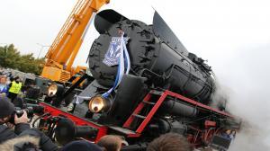 130 ton dla Lecha Poznań. Lokomotywa!
