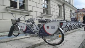 Na majówkę do Kalisza wróci rower miejski