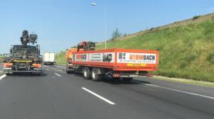 Wypadki na autostradzie i trasie S11!