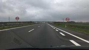 Wypadek na A2 z Poznania do Warszawy