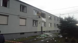 Kolejny wybuch gazu w Wielkopolsce. Dwie osoby ranne