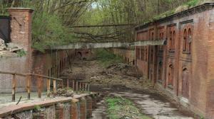 Fort II na poznańskim Żegrzu miejscem praktyk satanistycznych?