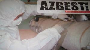 W Poznaniu jest ponad pięć tysięcy ton azbestu