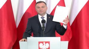 Prezydenckie projekty ustaw w Sejmie