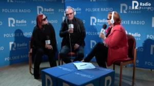 """Zespół """"Lombard"""" w Radiu Poznań"""