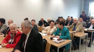 Chcą rozwiązywać problemy. Forum seniorów w Poznaniu
