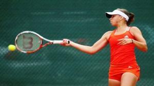 Polki liczą się w tenisie