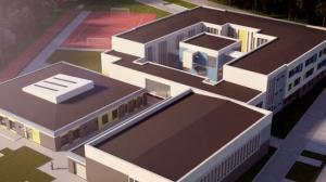 Szkoła na północy Poznania