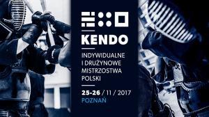25-26 LISTOPADA, MISTRZOSTWA POLSKI KENDO