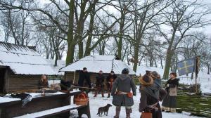 Jak wyglądała zima w średniowieczu? Można tego doświadczyć na własnej skórze