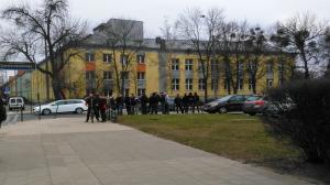 Młodzież chce ukarania studenta UAM
