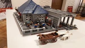 Herosi Wolności - z klocków Lego