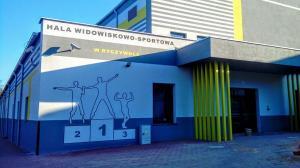 Prawie 9 milionów złotych na nowoczesną halę sportowo-widowiskową