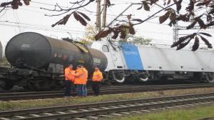 Wykoleił się pociąg towarowy. Nie doszło do rozszczelnienia cystern [AKTUALIZACJA]