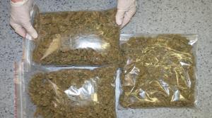Dziesiątki kilogramów narkotyków w rękach policji