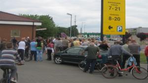 Strzelanina w autokomisie w Wągrowcu. Zginął właściciel firmy