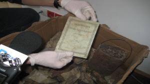 Skarby ukryte pod podłogą starego ratusza