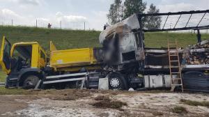 Wypadek na A2. Dwie osoby zginęły