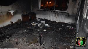 Tragiczny pożar w Poznaniu