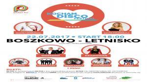 22 LIPCA, KOCHAM DISCO FESTIVAL BOSZKOWO 2017