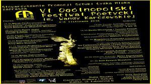 Święto poezji w Kaliszu