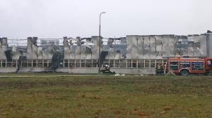 Tragiczny pożar w fabryce w Turku