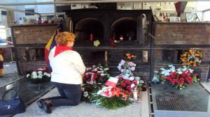 Pamięć o więźniach KL Mauthausen-Gusen wiecznie żywa