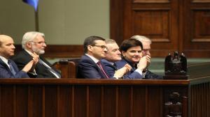 Debata po expose premiera Mateusza Morawieckiego
