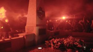 Mieszkańcy Wrześni w rocznicę Powstania