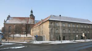 Remont zabytkowego kościoła w Kaliszu