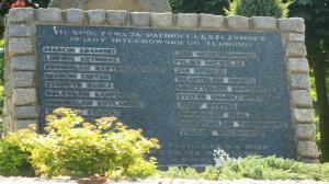 Uczcili ofiary niemieckiego terroru